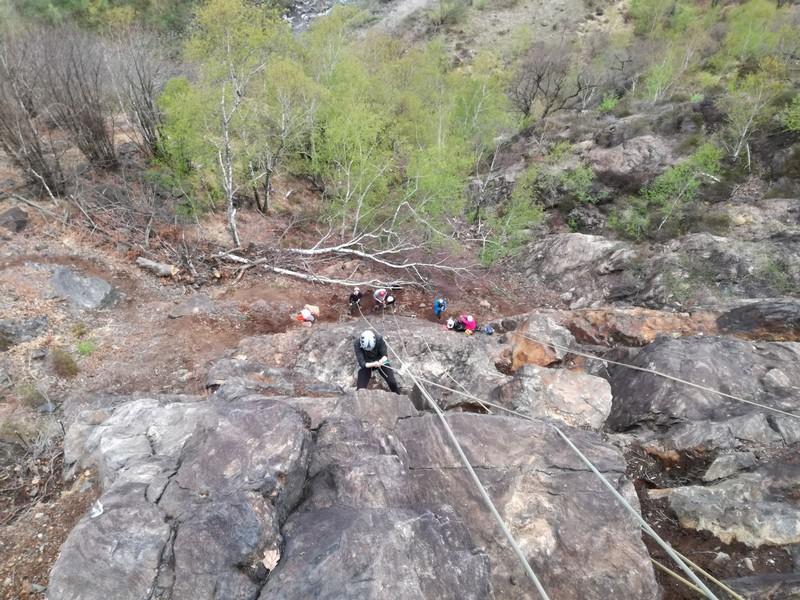 corso arrampicata avanzato guide alpine proup la panoramica falesia ossola (4)