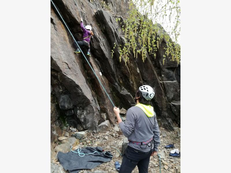 corso arrampicata avanzato guide alpine proup la panoramica falesia ossola (5)