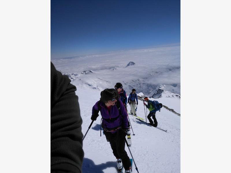punta giordani scialpinismo guide alpine proup (22)