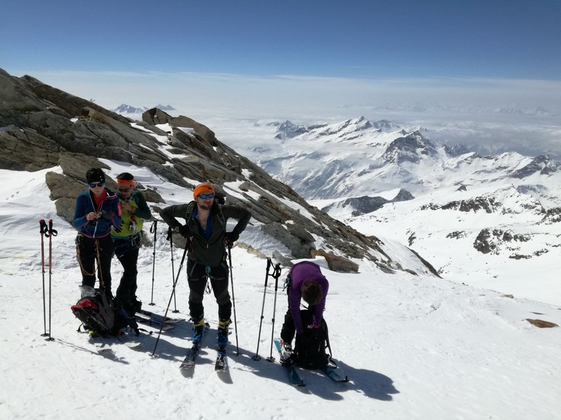 punta giordani scialpinismo guide alpine proup (9)