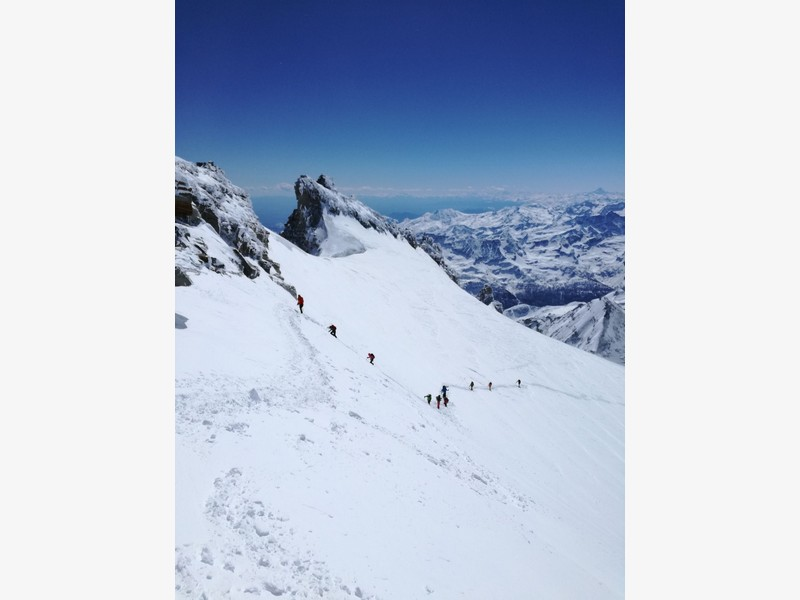 tour gran paradiso guide alpine proup (40)