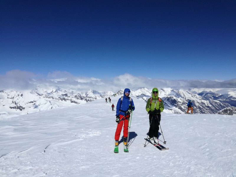 tour gran paradiso guide alpine proup (41)
