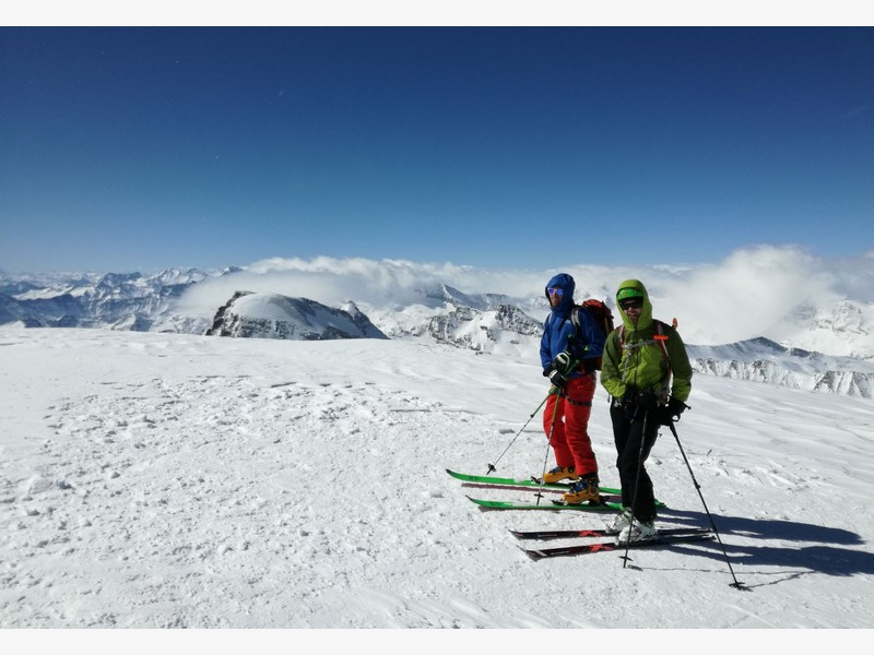 tour gran paradiso guide alpine proup (47)