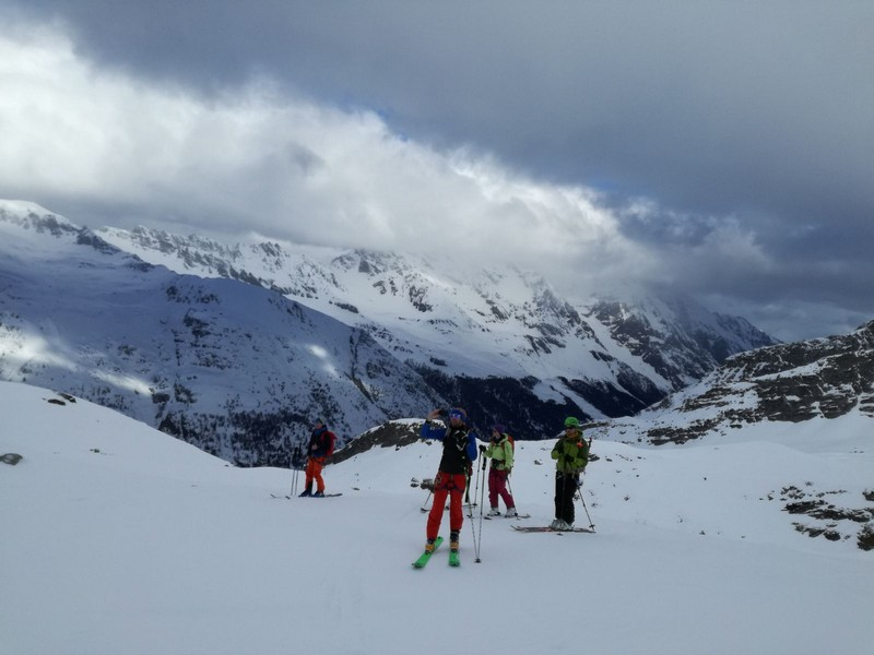 tour gran paradiso guide alpine proup (61)