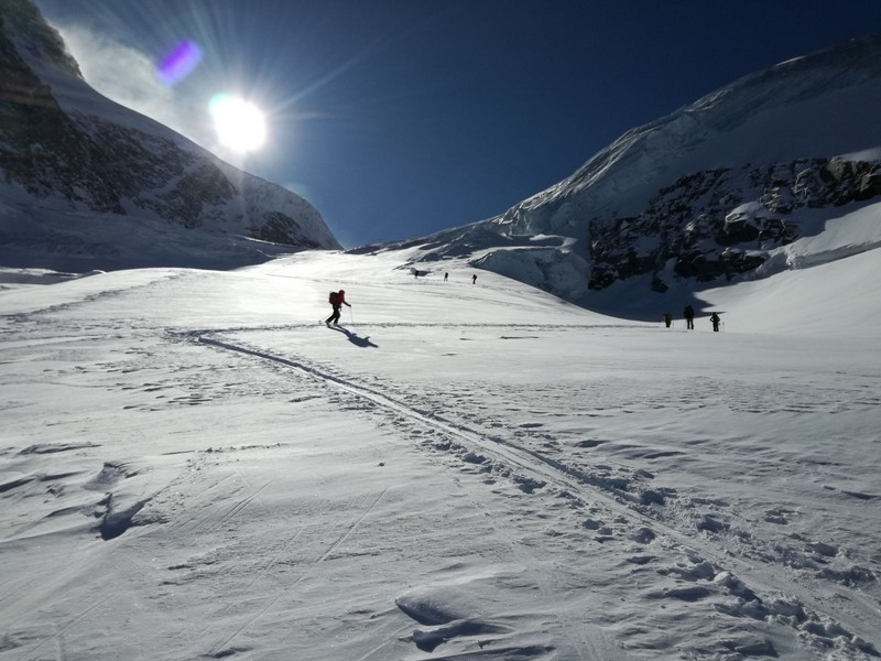 tour gran paradiso guide alpine proup (69)