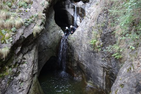 Canyoning Rio del Ponte Ossola