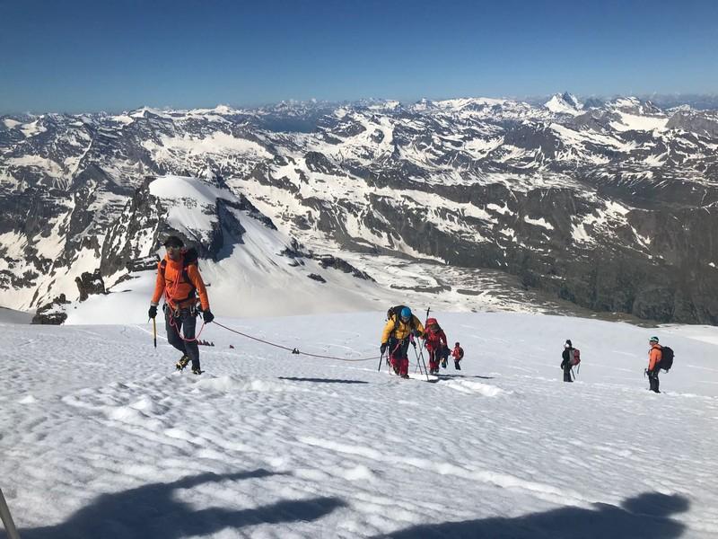 alpinismo gran paradiso guide alpine proup (53)