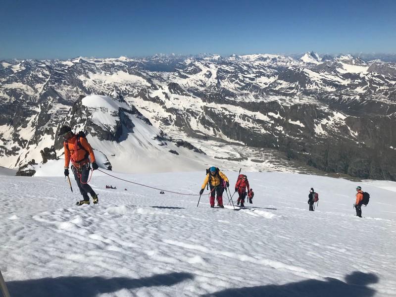 alpinismo gran paradiso guide alpine proup (61)