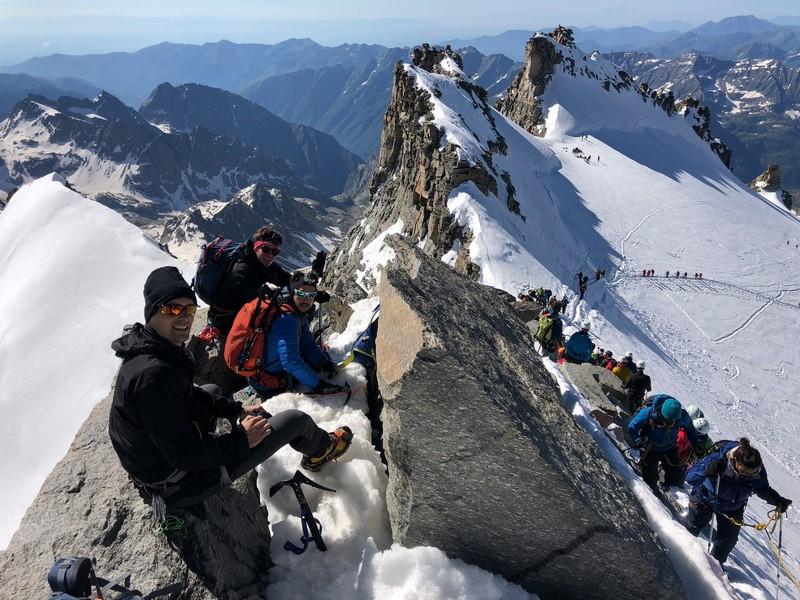 alpinismo gran paradiso guide alpine proup (64)