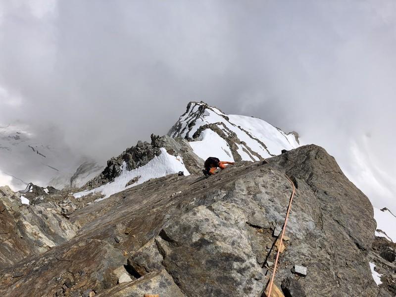 cresta del soldato guide alpine proup (13)