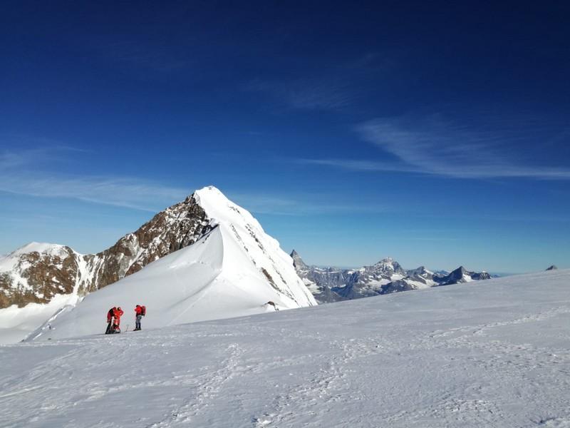 capanna margherita alpinismo alta montagna guide alpine proup (1)