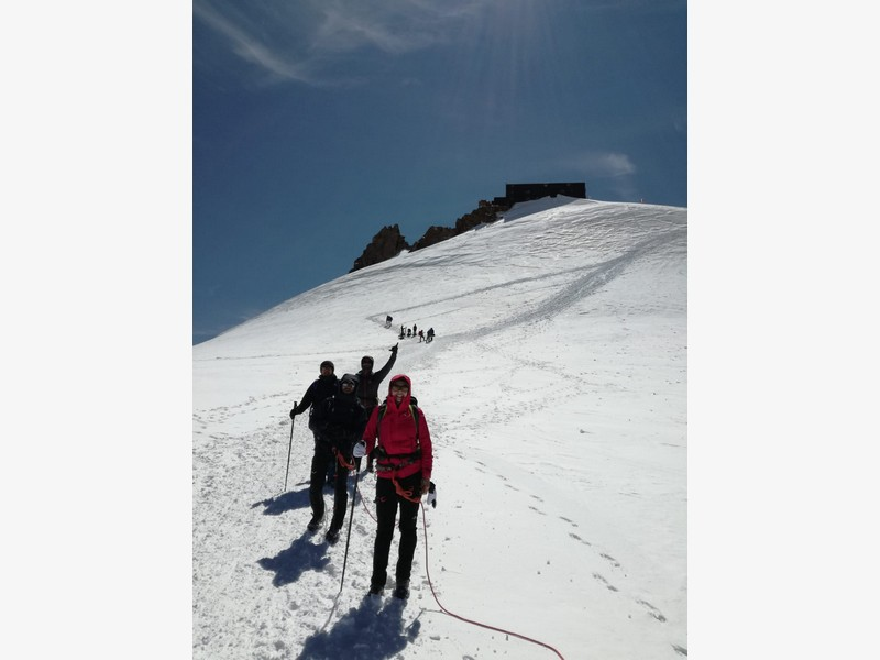 capanna margherita alpinismo alta montagna guide alpine proup (11)