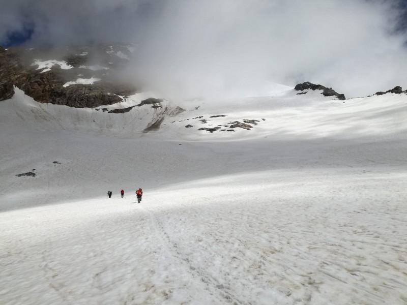capanna margherita alpinismo alta montagna guide alpine proup (12)