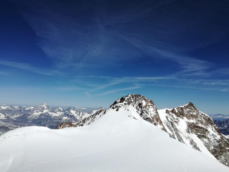 capanna margherita alpinismo alta montagna guide alpine proup (15)