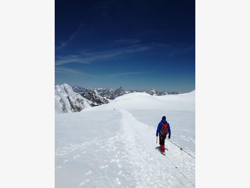 capanna margherita alpinismo alta montagna guide alpine proup (16)