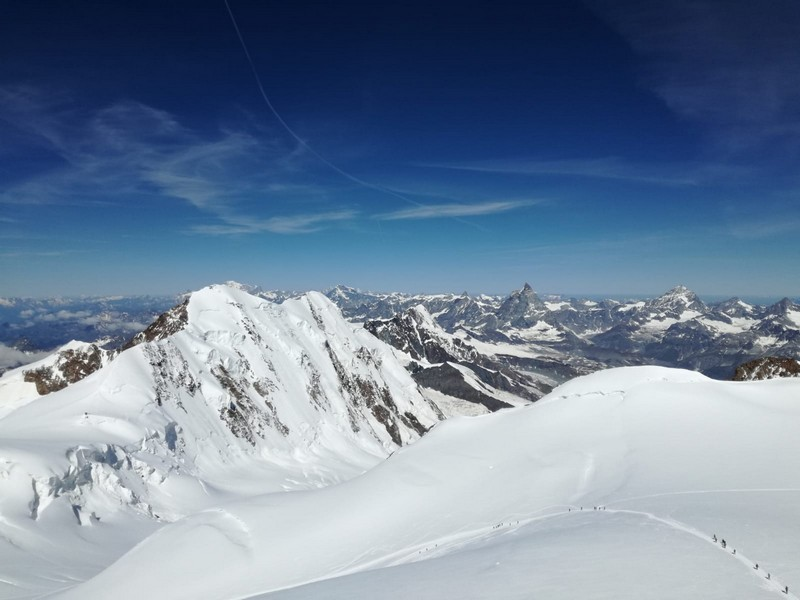 capanna margherita alpinismo alta montagna guide alpine proup (17)