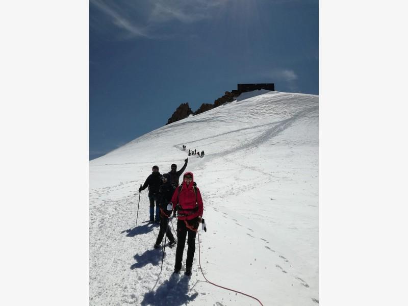 capanna margherita alpinismo alta montagna guide alpine proup (18)