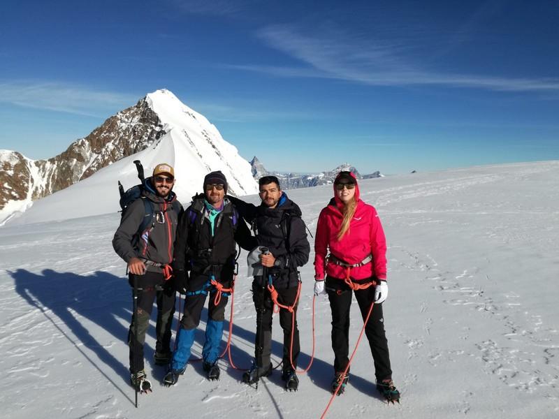 capanna margherita alpinismo alta montagna guide alpine proup (19)