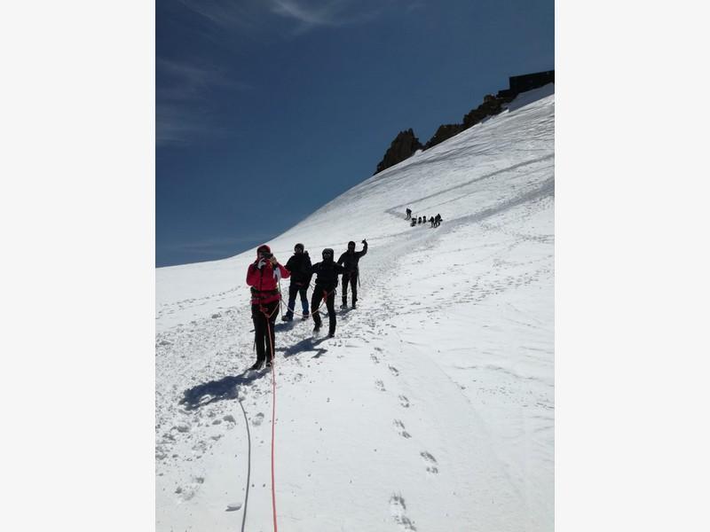 capanna margherita alpinismo alta montagna guide alpine proup (22)