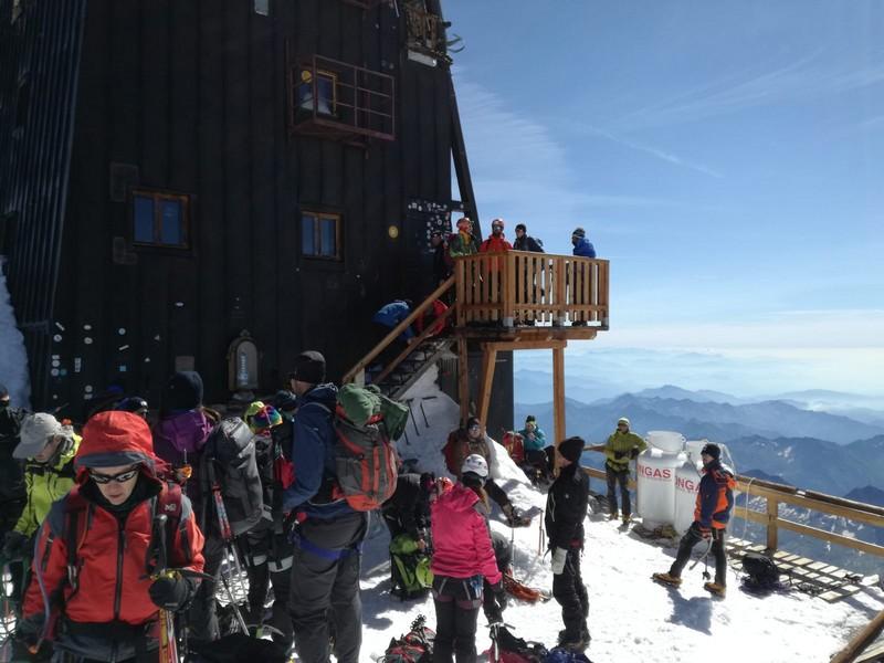 capanna margherita alpinismo alta montagna guide alpine proup (25)