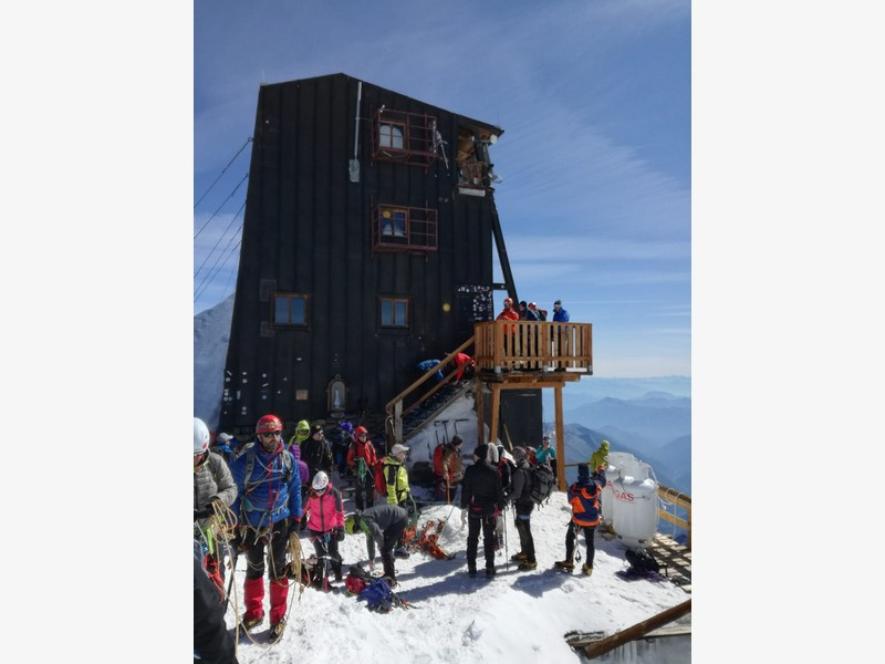 capanna margherita alpinismo alta montagna guide alpine proup (6)