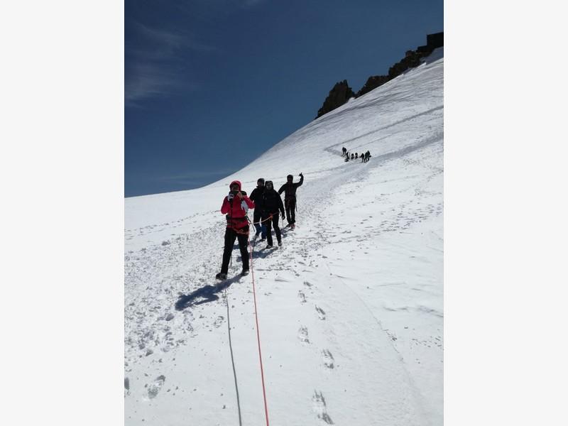 capanna margherita alpinismo alta montagna guide alpine proup (7)