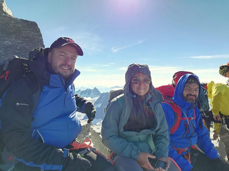 gran paradiso cai germignaga guide alpine proup alpinismo (12)
