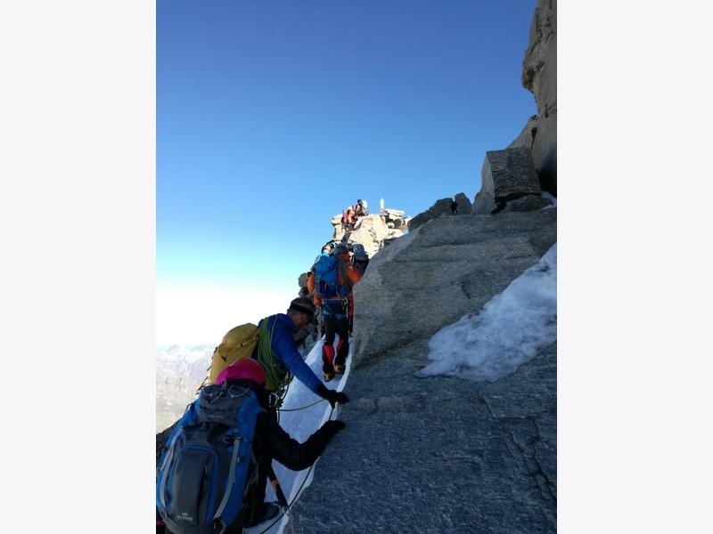 gran paradiso cai germignaga guide alpine proup alpinismo (13)