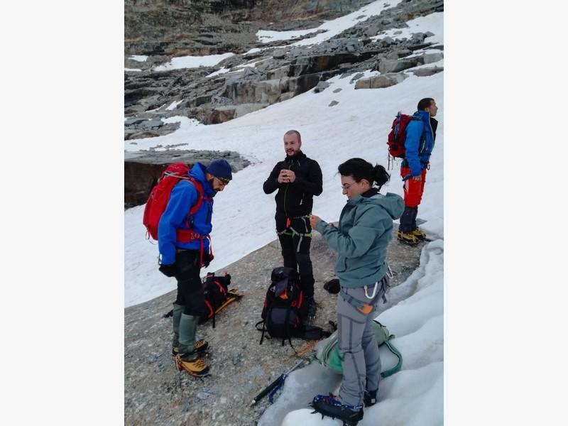 gran paradiso cai germignaga guide alpine proup alpinismo (2)