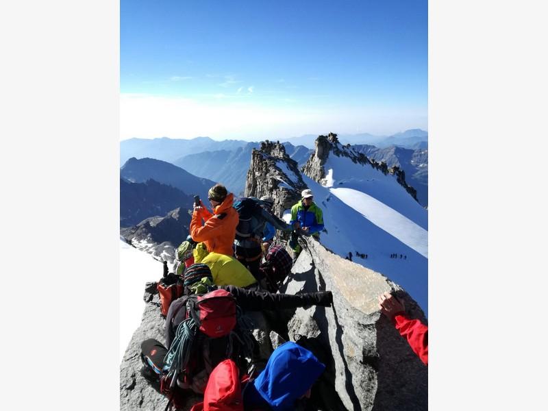 gran paradiso cai germignaga guide alpine proup alpinismo (7)