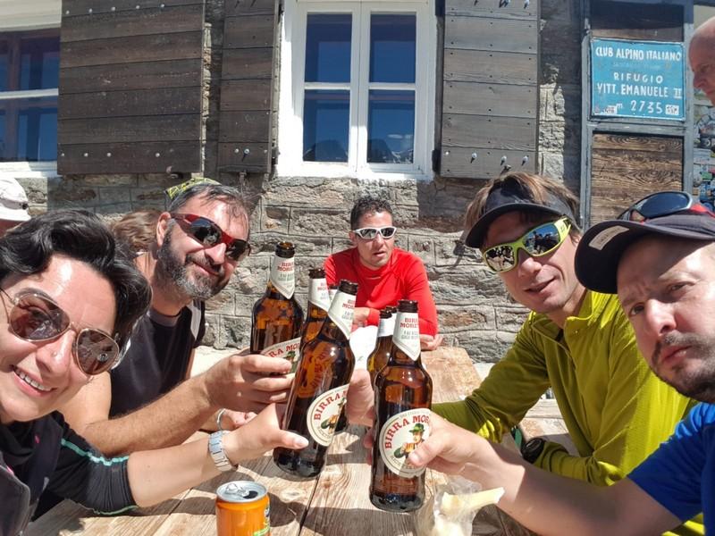 gran paradiso cai germignaga guide alpine proup alpinismo (8)