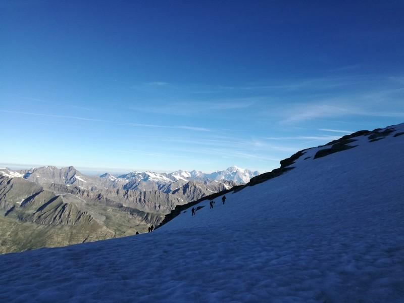 gran paradiso cai germignaga guide alpine proup alpinismo (9)