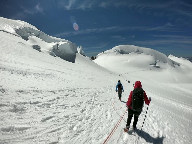guide alpine proup punta gnifetti alpinismo alta montagna (10)