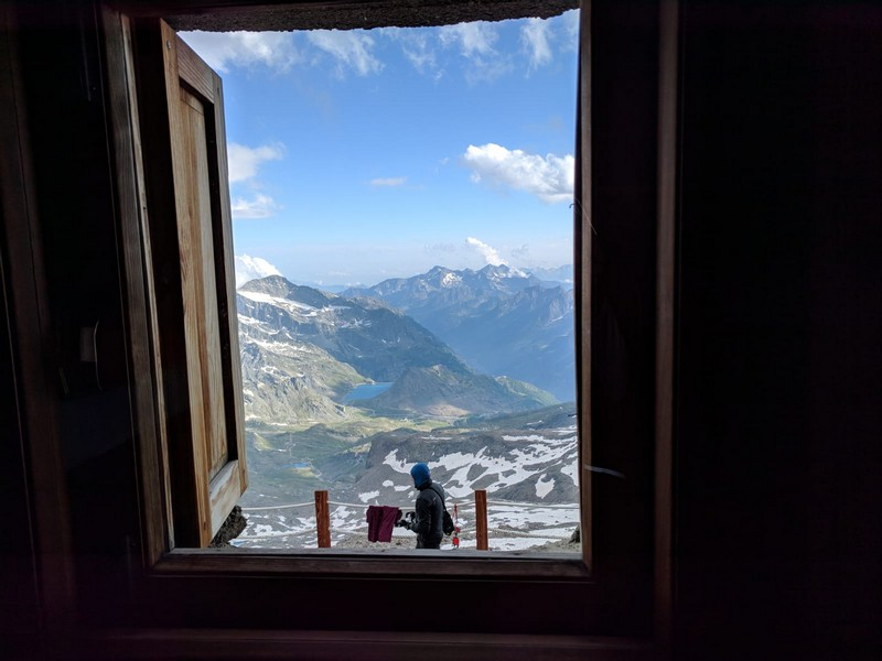 guide alpine proup punta gnifetti alpinismo alta montagna (11)