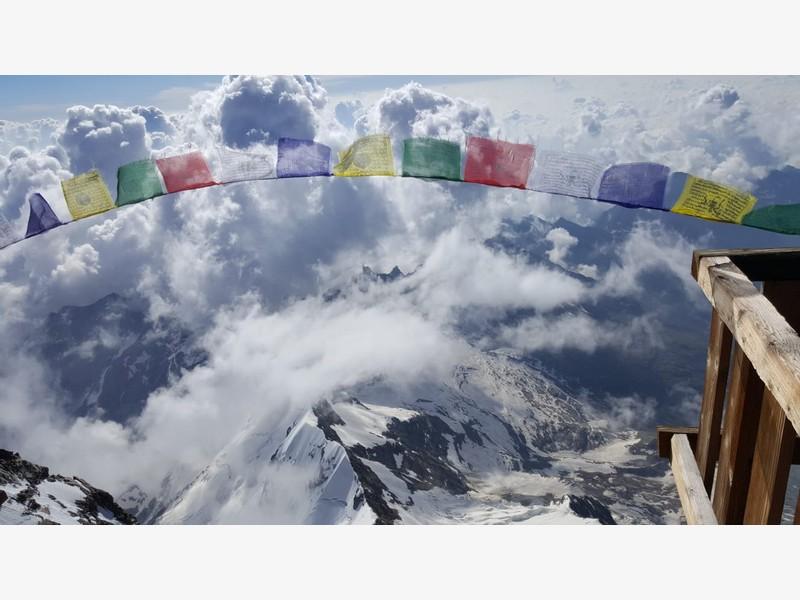 guide alpine proup punta gnifetti alpinismo alta montagna (15)