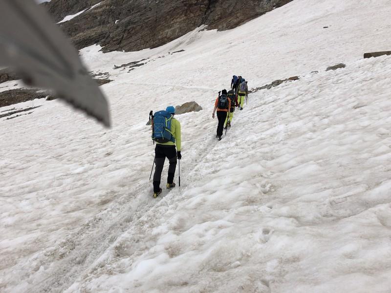 guide alpine proup punta gnifetti alpinismo alta montagna (19)
