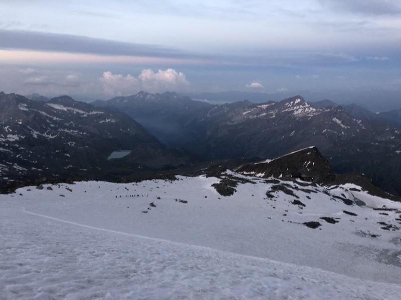 guide alpine proup punta gnifetti alpinismo alta montagna (24)