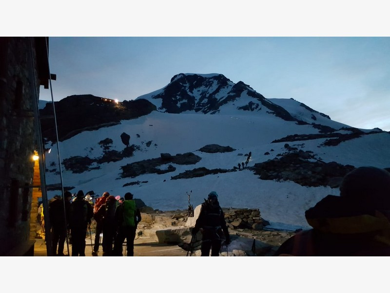 guide alpine proup punta gnifetti alpinismo alta montagna (39)