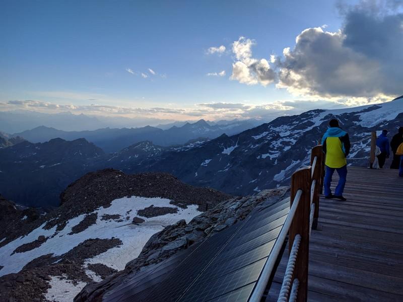 guide alpine proup punta gnifetti alpinismo alta montagna (43)