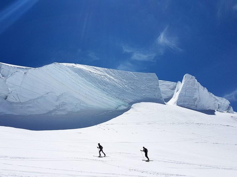 guide alpine proup punta gnifetti alpinismo alta montagna (6)