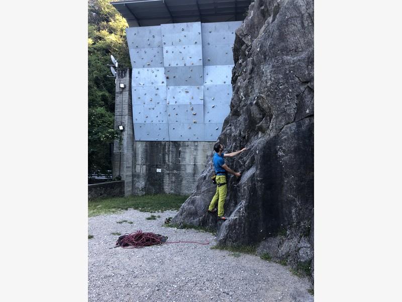 guide alpine varese arrampicata falesia maccagno (1)