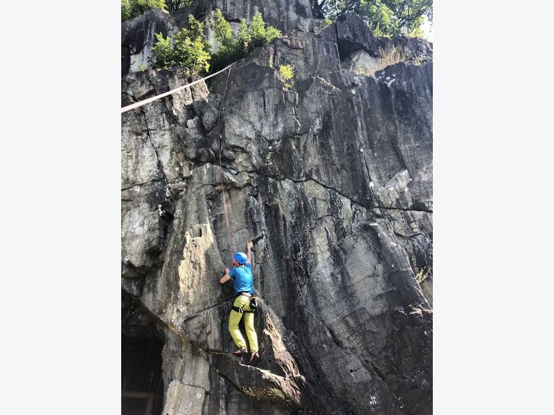 guide alpine varese arrampicata falesia maccagno (14)