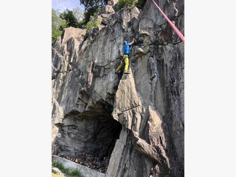 guide alpine varese arrampicata falesia maccagno (15)