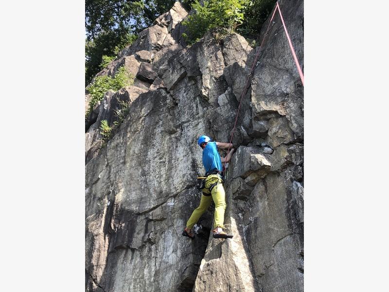 guide alpine varese arrampicata falesia maccagno (16)