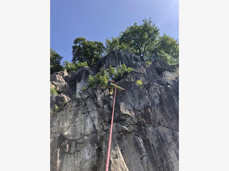 guide alpine varese arrampicata falesia maccagno (17)