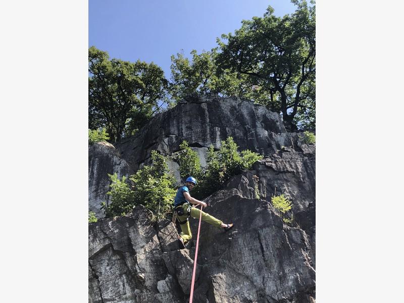 guide alpine varese arrampicata falesia maccagno (18)