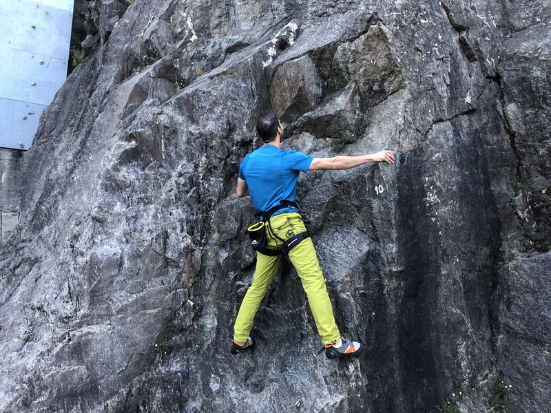 guide alpine varese arrampicata falesia maccagno (2)