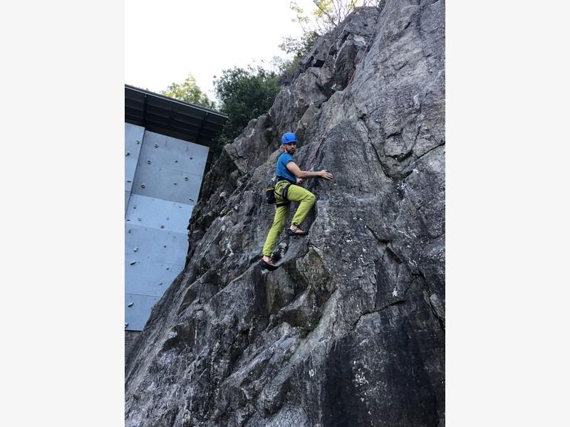 guide alpine varese arrampicata falesia maccagno (5)