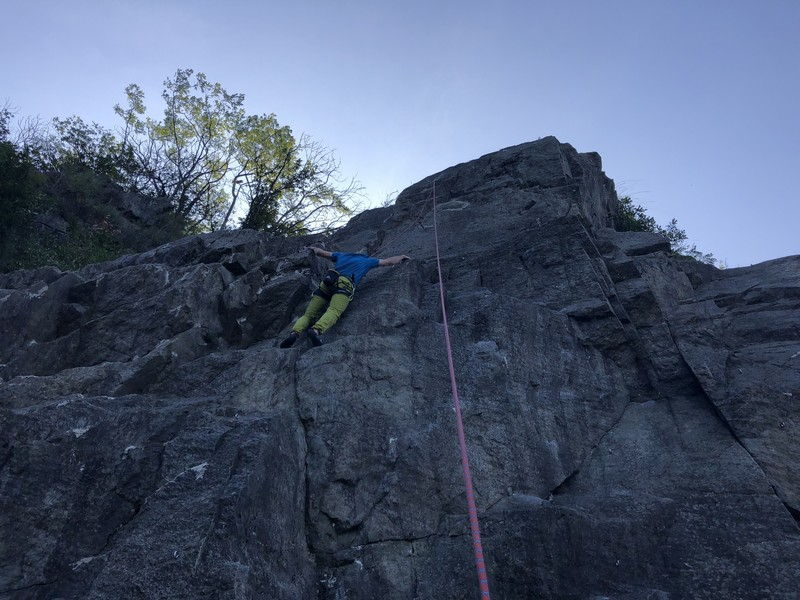 guide alpine varese arrampicata falesia maccagno (6)