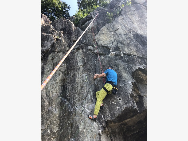 guide alpine varese arrampicata falesia maccagno (9)